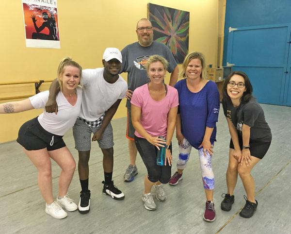 Adult Hip Hop at Madison Professional dance center