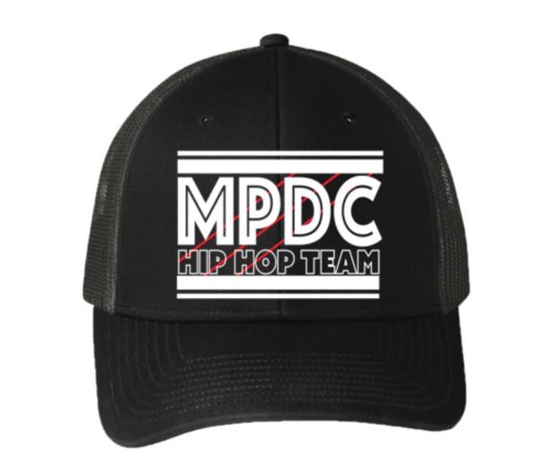 MPDC hip hop team hat