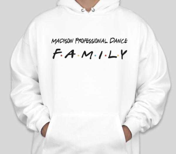 MPDC friends hoodie